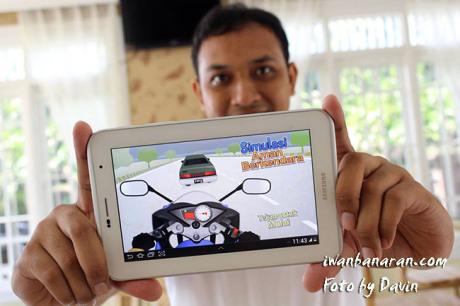 Game Android Simulasi Berkendara Karya Anak Bangsa