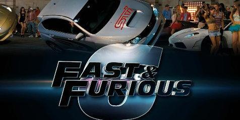 19 Fakta Mobil Mewah di Fast & Furious 6